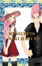 "Mi secreto ""Sakí Haruno"" by GabSakUchiha"