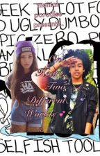 One Heart, Two Different Worlds. (Mindless Behavior Story) by mentalparadise