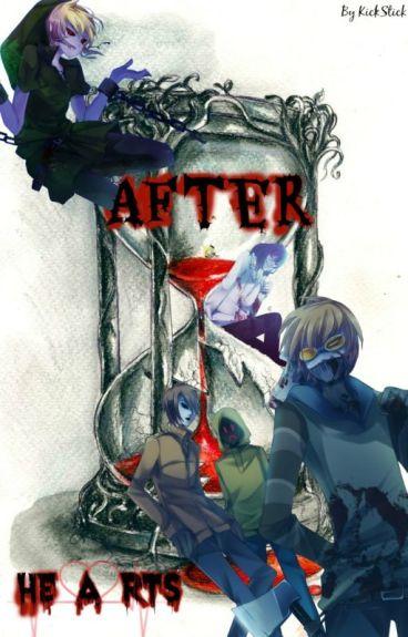 After Hearts ~Creepypasta x -famous murderer- reader~