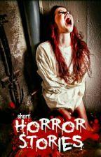 Kurze Horror Geschichten by jens124