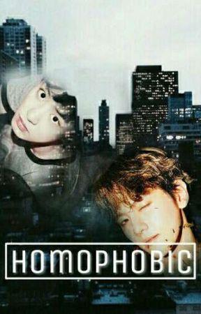 Homophobic (Baekyeol/Chanbaek Au) by secumbaek