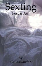 sexting - foscar au by Gulasmurfen