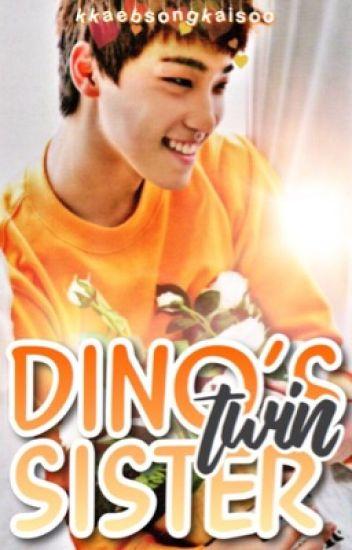 dino's twin sister ➳ seventeen
