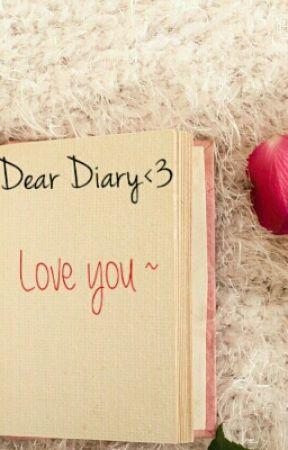 Dear Diary <3 by Arpitelnino
