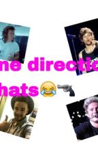 One direction chats  by tomlinson91__