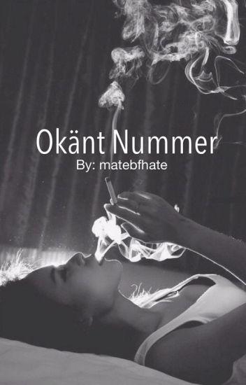 Okänt nummer | O.E