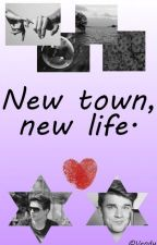 New town, new life. [POKRAČOVÁNÍ KLUK Z VLAKU] by vendyhajkova