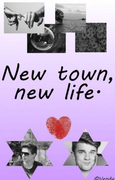 New town, new life. [POKRAČOVÁNÍ KLUK Z VLAKU]