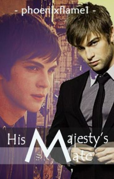Horus Series Book 1: His Majesty's Mate (BxB)