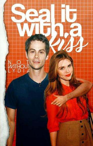 Seal it with a kiss    Stydia