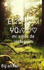 Mi Amor De Instagram by alisiton