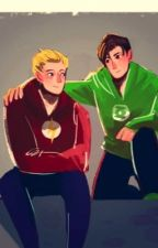 Halbarry Oneshots by Lbbird88