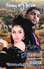 Compton Boyz ✃ O'Shea Jackson jr.  by Trendygirl29