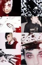I'm In Love With A Suicide [Frerard One Shot] by FrankIsMyHero
