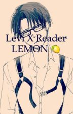 Levi x reader lemon by randomdares