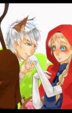 el lobo y la chica de la capa roja by elisafrost1