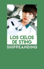 Los Celos De Sting YAOI (Stingue) One-Shot by simone-wonderboy