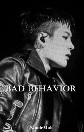 Bad Behavior [GOT7 - Jackson]