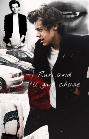 Run and I'll Give Chase ➳ larry
