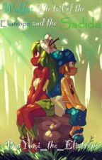Wakfu: The tail of the Eliatrope and the Sadida by Yumi_the_Eliatrope