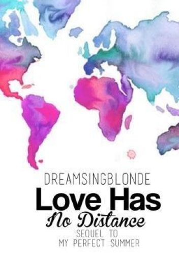 Love Has No Distance (Cody Simpson Love Story) [CoMpLeTeD]