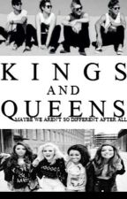Kings and Queens//5sos & Lm, au |DISCONTINUED| by queenleigh-anne