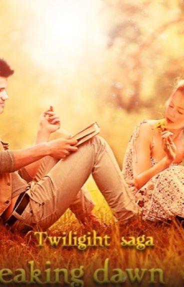 Jacob Black y Renesmee Cullen