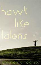 Hawk-like Talons by ChristianCAlonso
