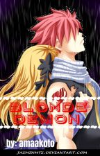 Blonde Demon (Fairy Tail Fanfiction) by amaakoto