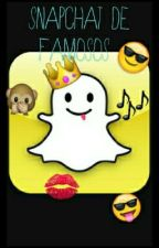 ☁Celebrity Snapchat☁ by pprisii