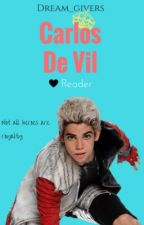 Carlos De Vil X Reader by Dream_givers