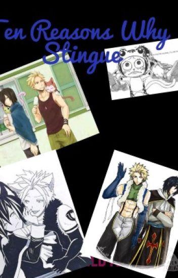 10 Reasons Why {stingue}