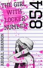 The Girl With Locker Number 854 [ girl x girl ] by AbigailShannon