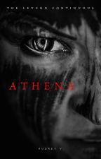 Athena. by audreyvelarde