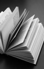 An empty book by lettyalchin