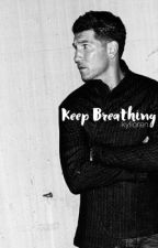 Keep Breathing ➼ Shane Walsh by joegilguns