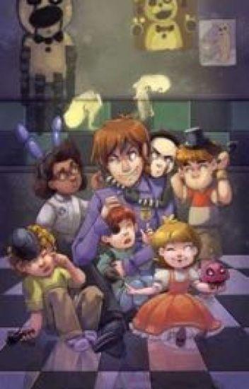 Five Nights At Freddy's Lemons~