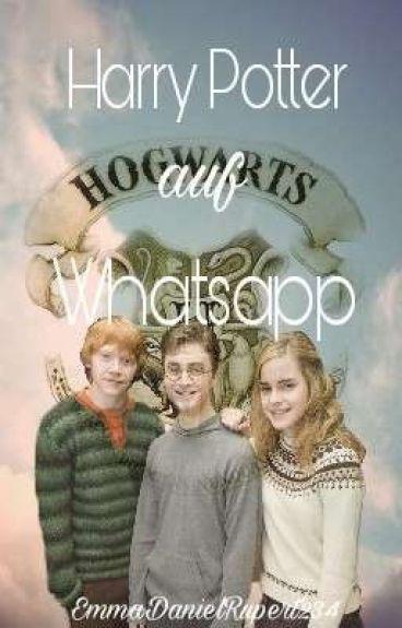 WhatsApp mit Harry Potter*Beendet*