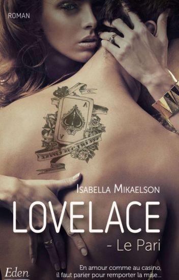 Lovelace : Le Pari ( Sous contrat d'édition )