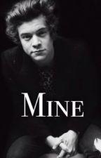 Mine - Harry Styles fan fic by christinaa_styles