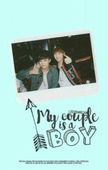 My couple is a boy ➣ Yoonmin