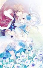 Cinderella With Blue Hair | Akagami No Shirayukihime by adasama