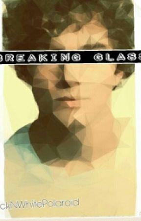 Breaking Glass by BlackNWhitePolaroid