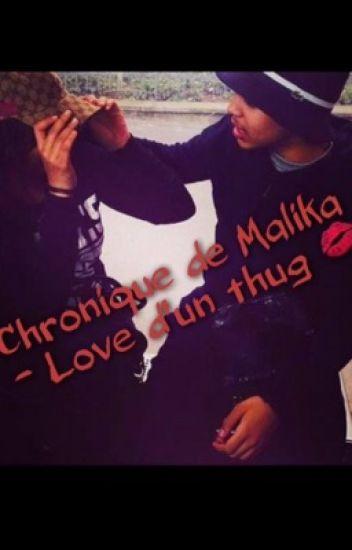 Chronique de Malika - Love d'un thug
