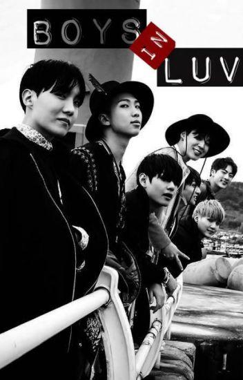 Boys In Luv || BTS