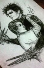 Knives For Hands (Frerard) by the-imaginary-dragon