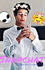 Snapchat ( w/ Cameron Dallas  ) by perriexxqueenx