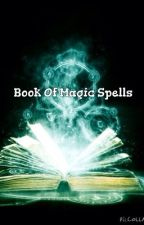 Book of spells by Beth_Scamander