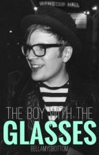 The Boy With The Glasses * A Peterick AU by BellamysBottom