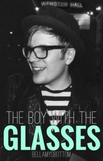 The Boy With The Glasses * A Peterick AU